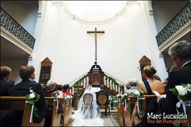 Eglise réformée de Versailles photo mariage