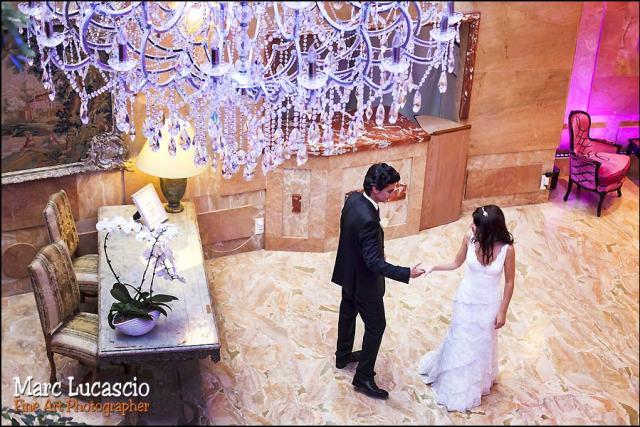photos mariage paris salons hoche
