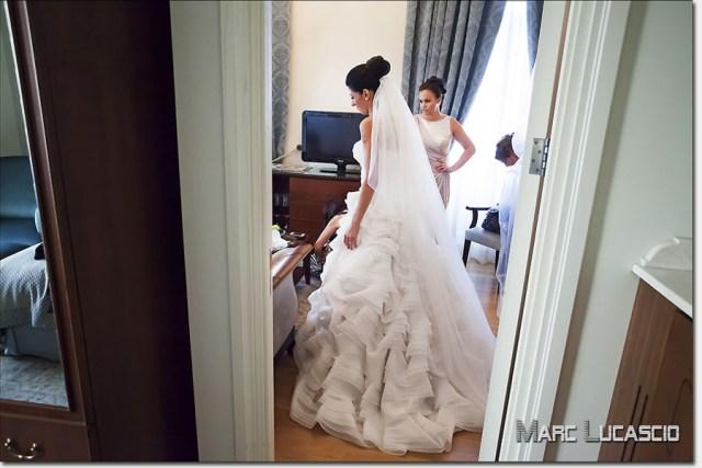Préparation mariage Istanbul