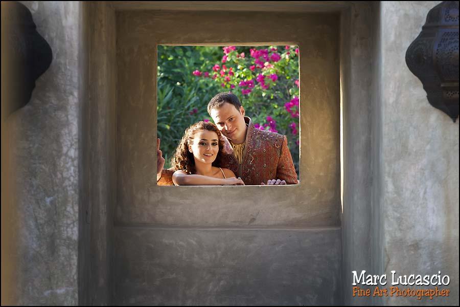 bab al shams photo mariage
