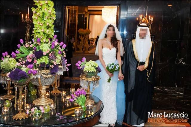 bahrein hôtel luxe mariage couple