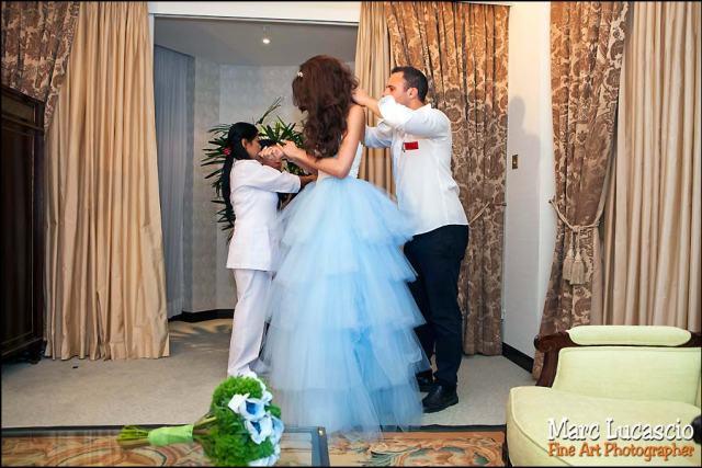 bahrain-preparation-robe-mariage oscar de la renta