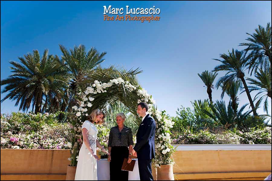 officiante mariage à Marrakech