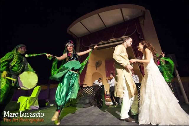 danse folklorique mariage bab al shams