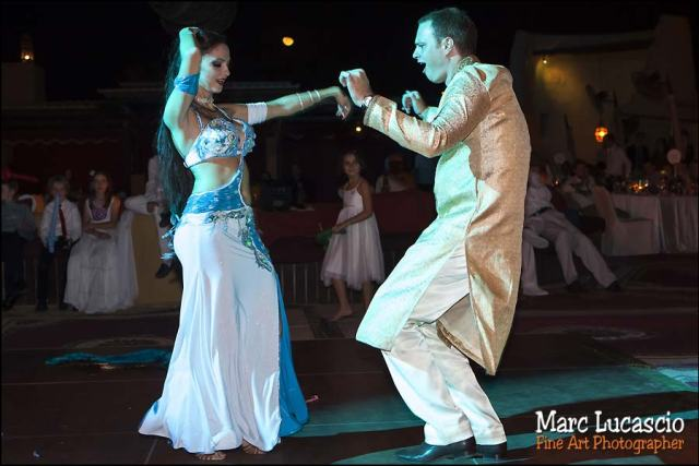 Bab al Shams danse mariage traditionnelle