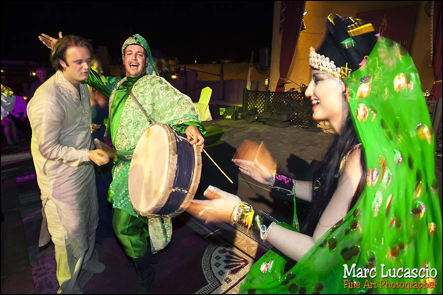 Bab al Shams danse traditionnelle