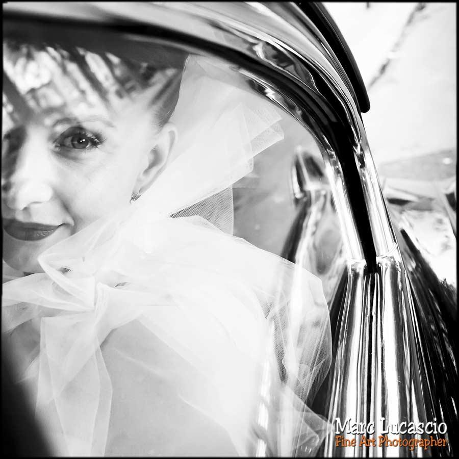 Citroën déesse mariage paris
