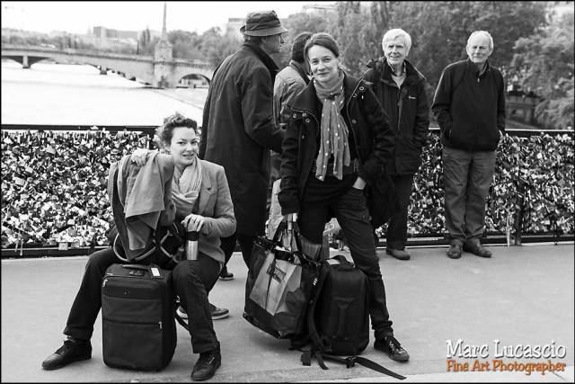Equipe technique shooting à Paris