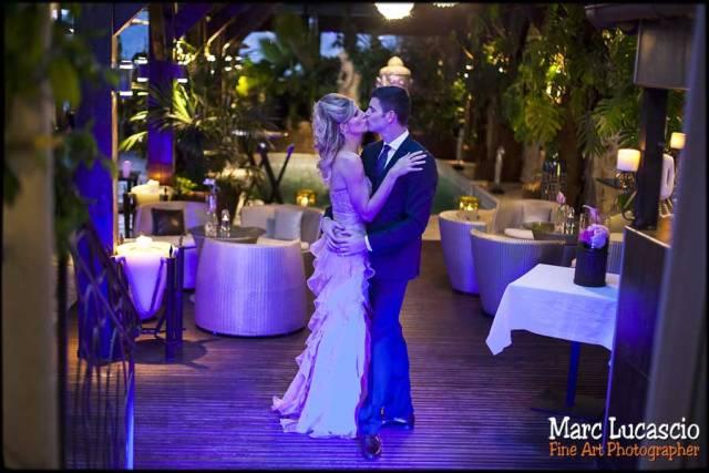 la chèvre d'or restaurant eden photo mariage cote d'azur