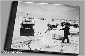 livre photo mariage luxe