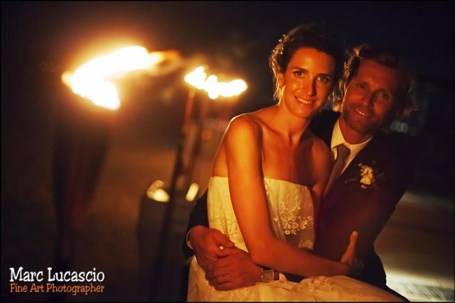 photo couple monte carlo beach