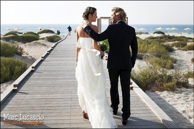 mariage abou dabi couple maries