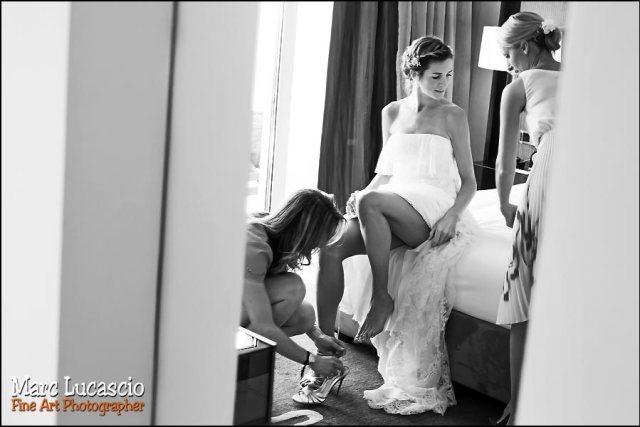 préparation photos de mariage Abu Dhabi