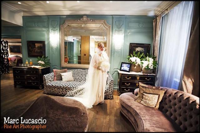 mariage paris hôtel Castille