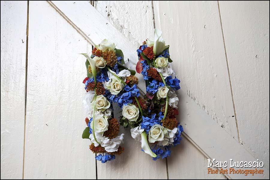 mariage saint emilion fleurs