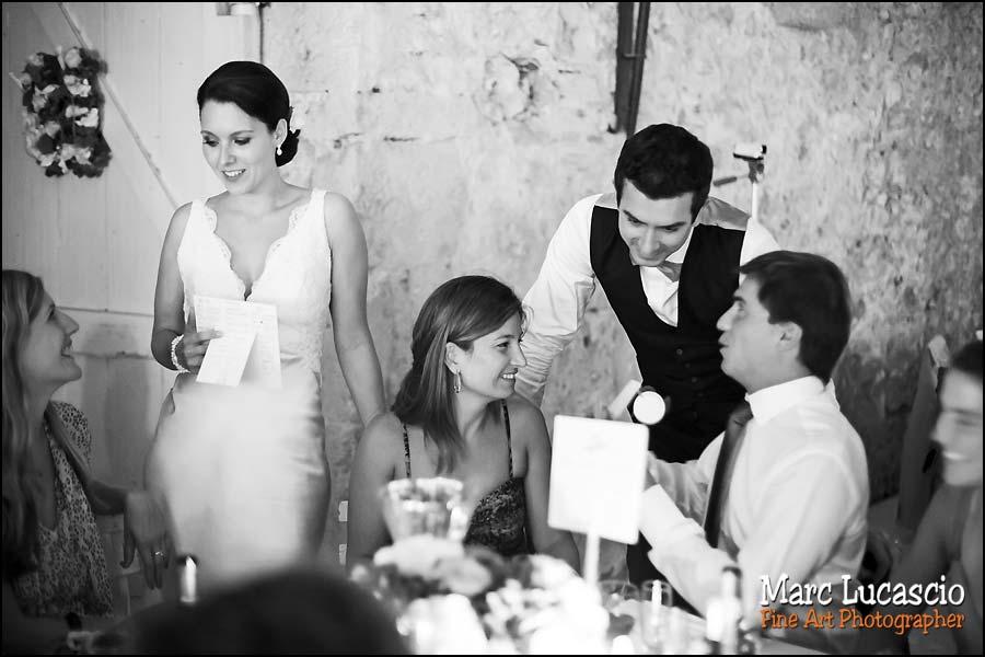mariage saint emilion soiree repas