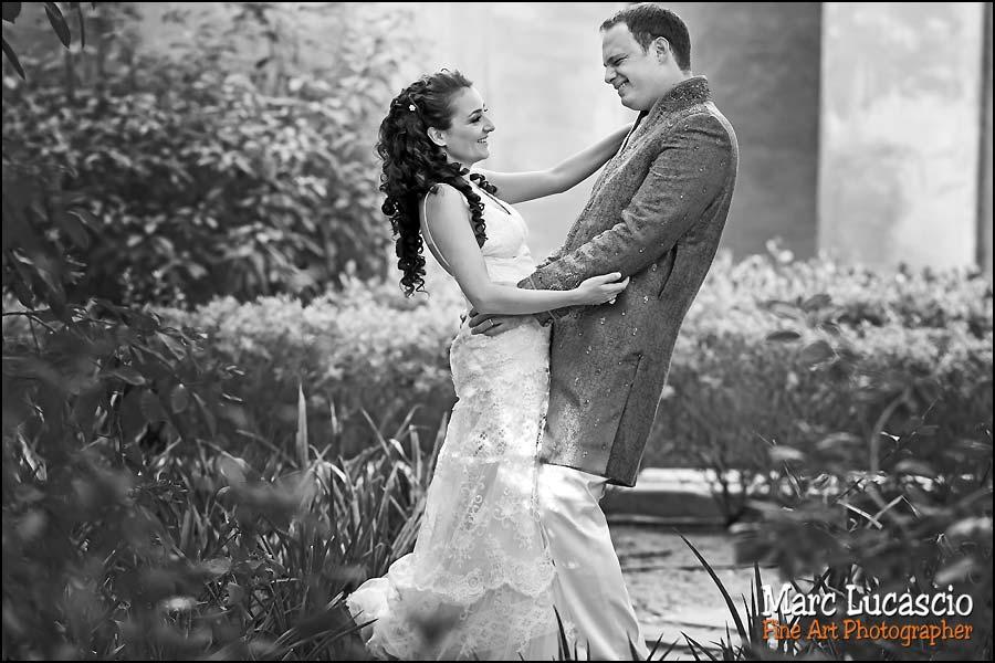photo mariage bab al shams dubai