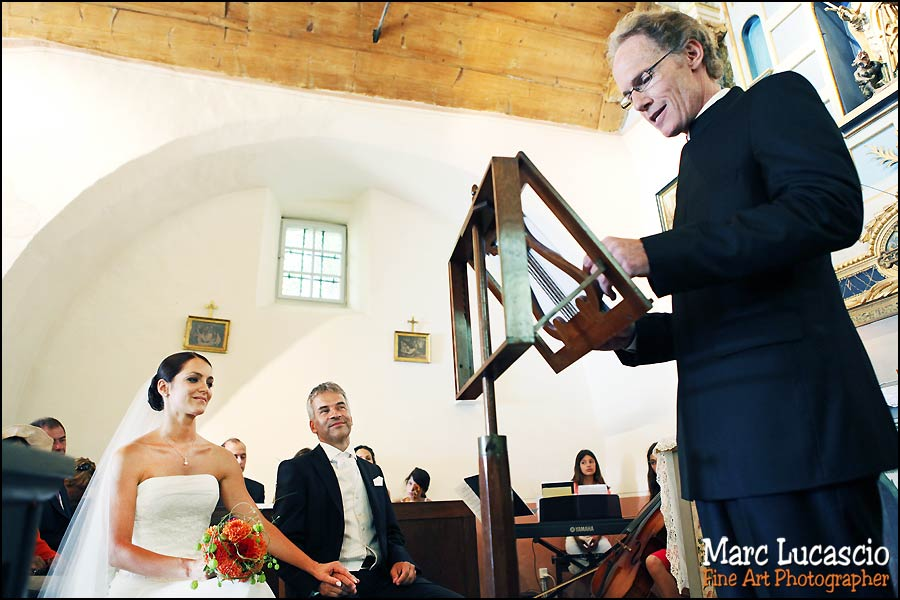 photo mariage cérémonie île d'Ogoz