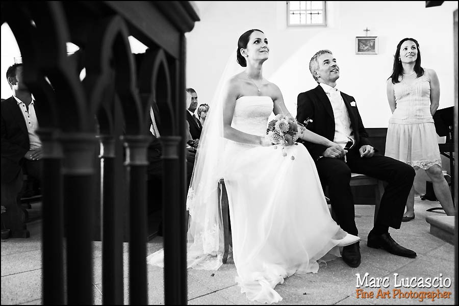 photo mariage cérémonie lac de la Gruyere