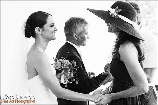 photo mariage cocktail chapelle île d'ogoz