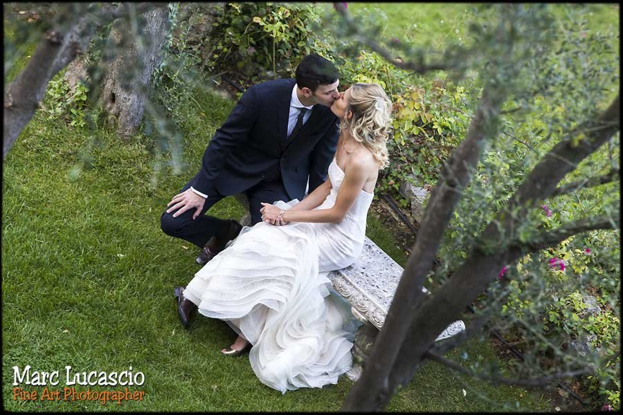 photo-mariage cote d'azur mariee eze