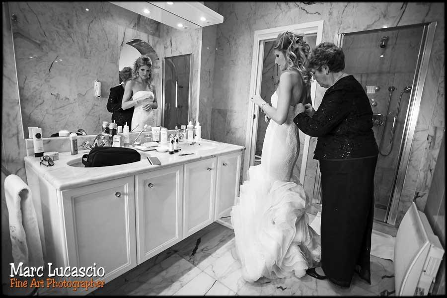 photo mariage cote d'azur préparation