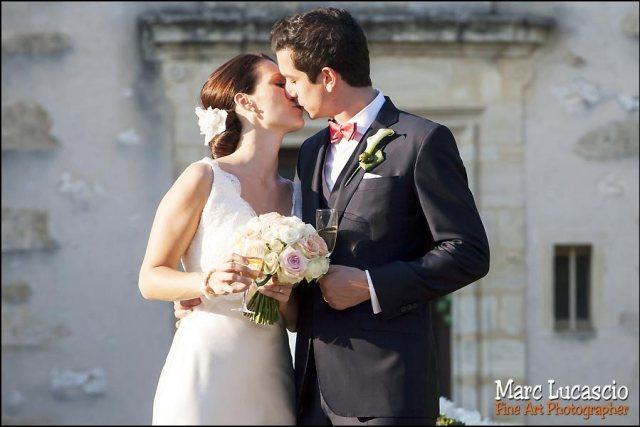 mariage couple saint emilion