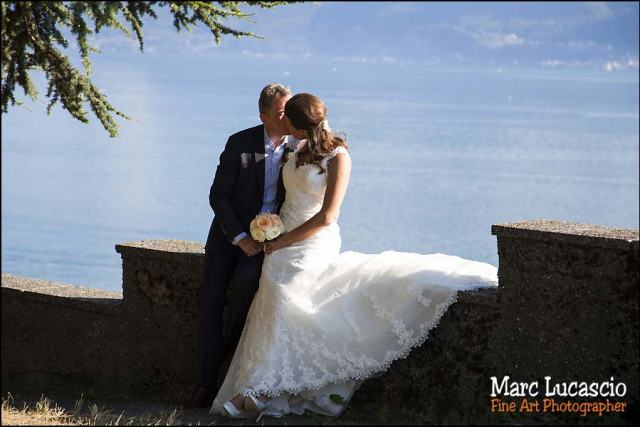 mariage Montreux couple amoureux
