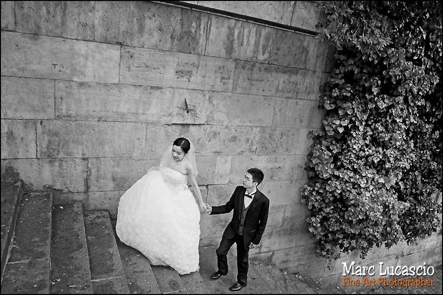 photos de mariés à paris