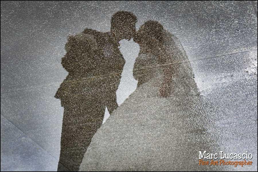 photo ombre chinoise couple paris