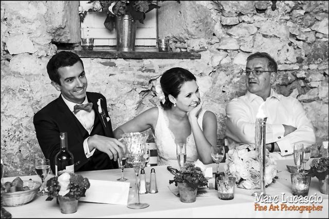 photo repas mariage saint emilion