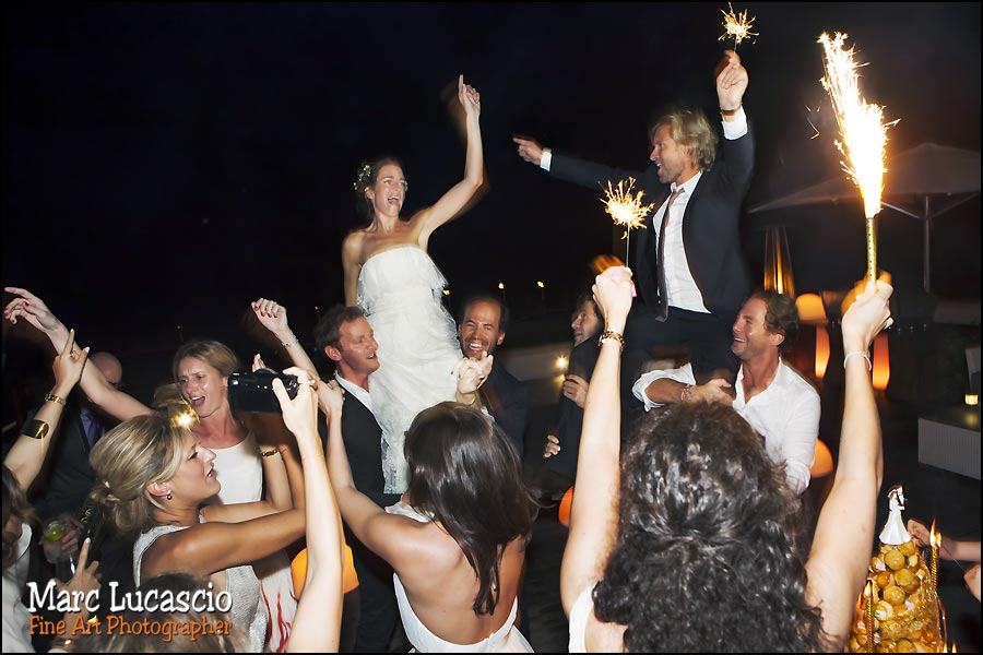 photos mariage Abu dhabi monte carlo beach