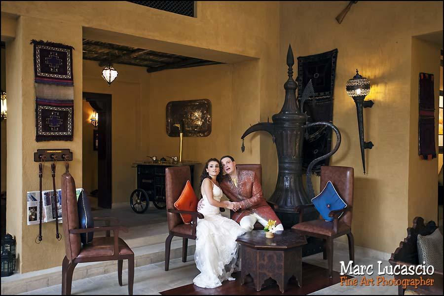 Bab al Shams photographie romantique