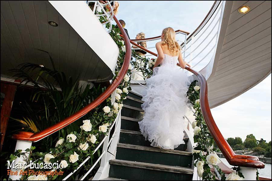 photographe mariage peniche Paris