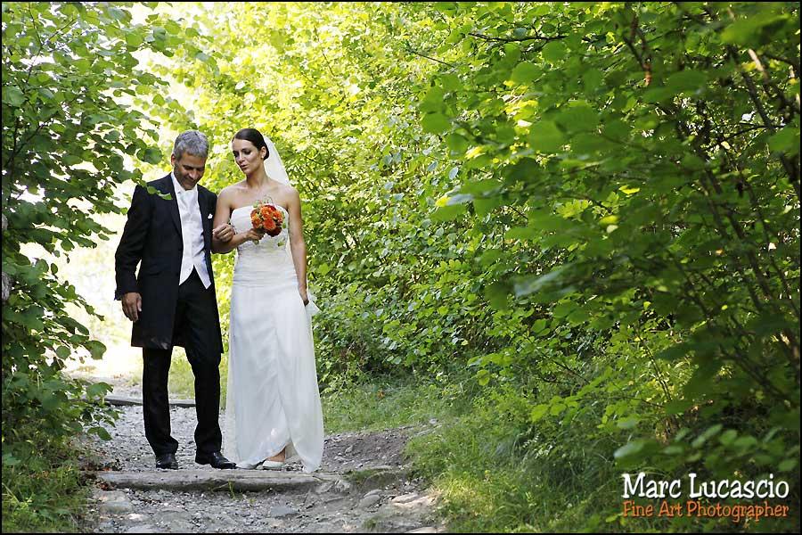 photos de mariage a Montreux