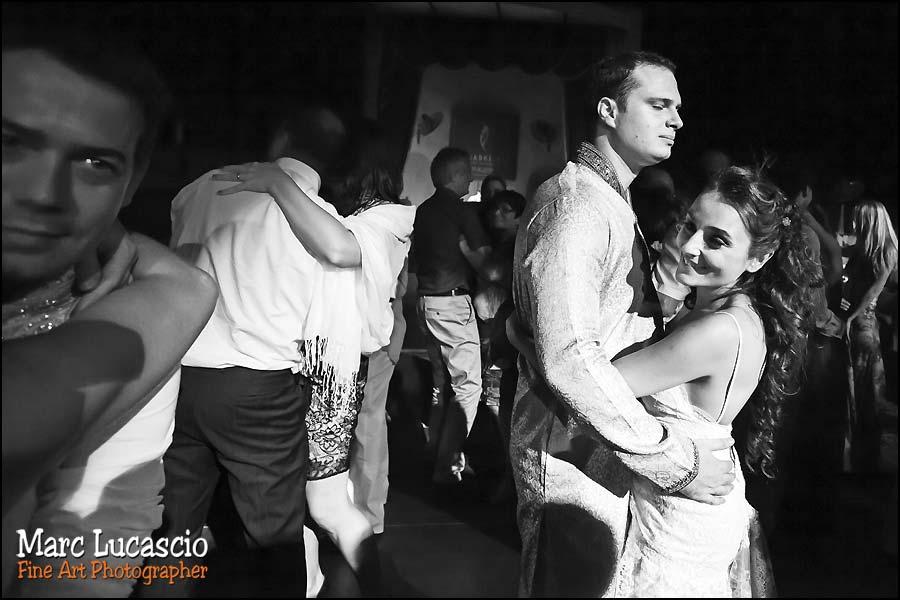 Bab al Shams première danse du mariage