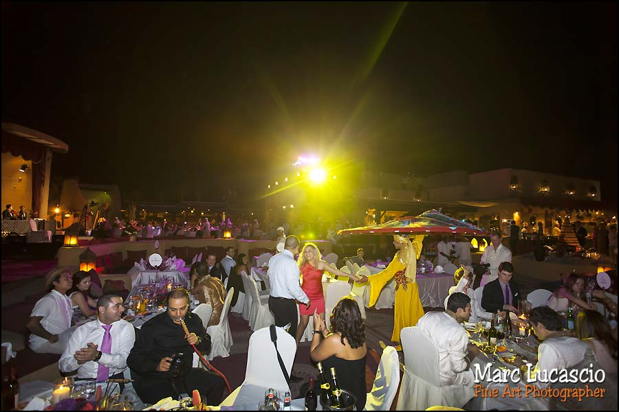 Bab al Shams soirée repas
