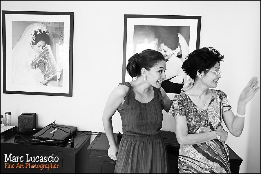dubai photo mariage Armani
