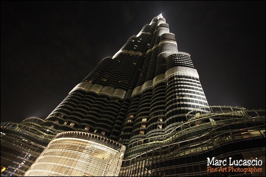 Mariage à mariage à Burj Khalifa