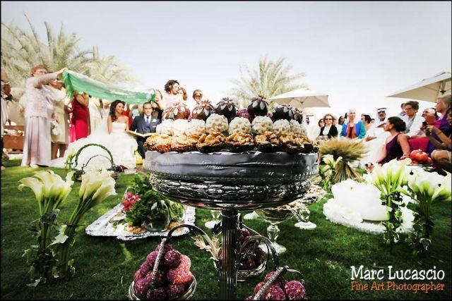 Sofreh Aghd mariage iranien à Dubai