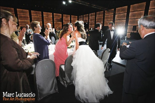 Armani photo mariage soiree Burj Khalifa