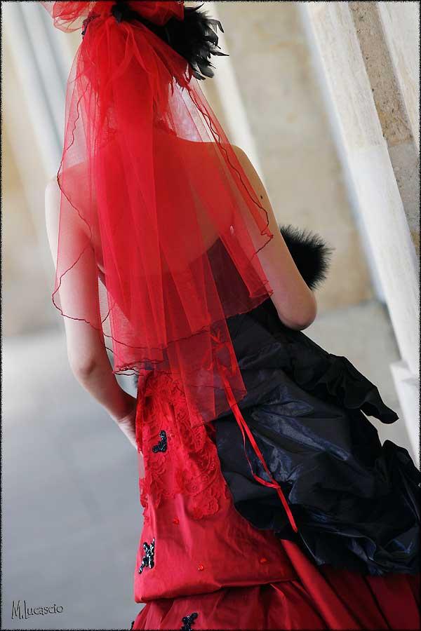 photo de mode styliste lea madeleine