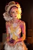Photographe Body painting, makeup artiste Paris