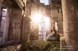Photographe chateau abandonné, photo urbex et mode fine art Ile de France