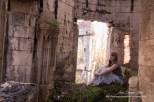 Photographe chateau abandonné Paris, photo urbex et mode fine art
