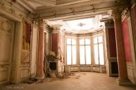 Manoir à la Verrière Urbex abandon, Chateau Keller