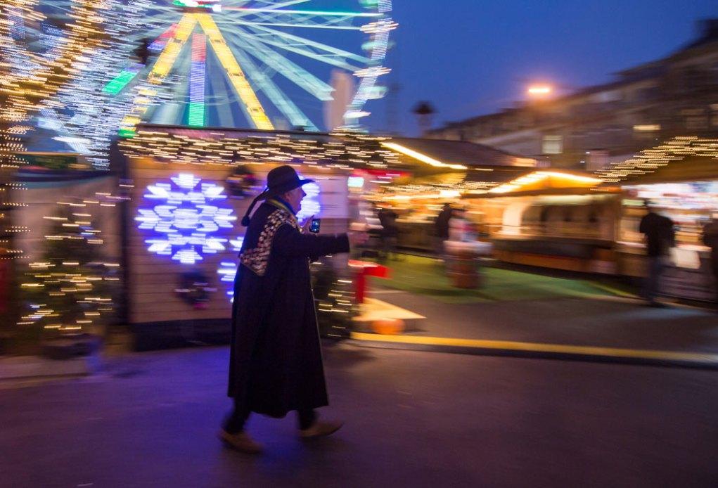 Luxembourg Christmas Market - photographer Vio Dudau