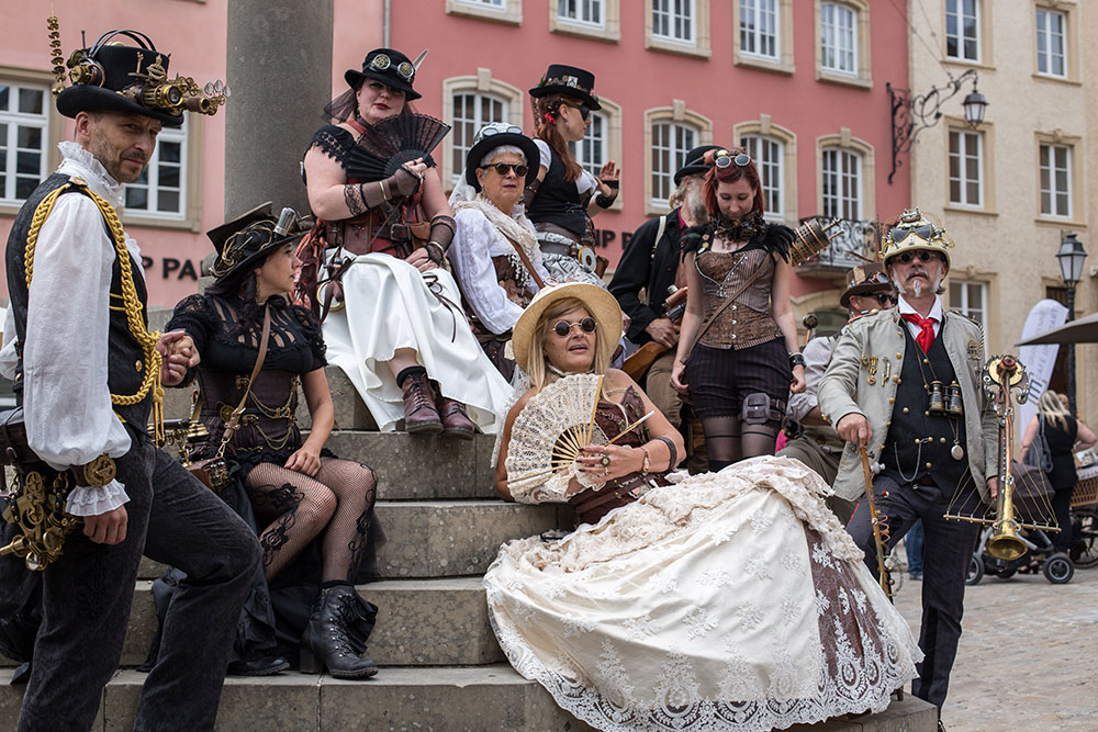 Steam Punk Echternach