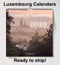 Luxembourg Calendar 2019