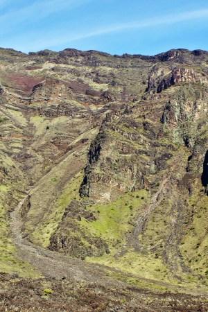 Panoramas of Haleakala Crater